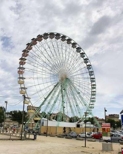 Ferris Wheel - Avignon, France
