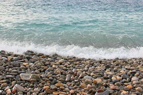 Rocky Beach - Nice, France