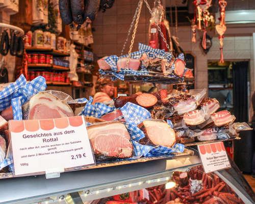 Butcher Shop - Munich, Germany