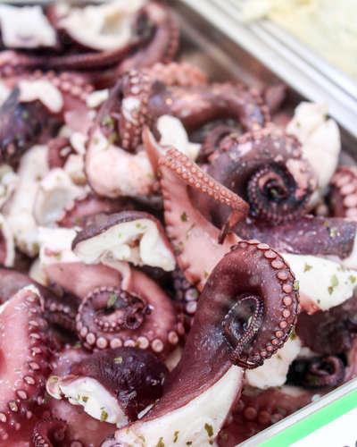 Seafood - Munich, Germany