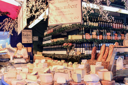 Fresh Cheese - Munich, Germany