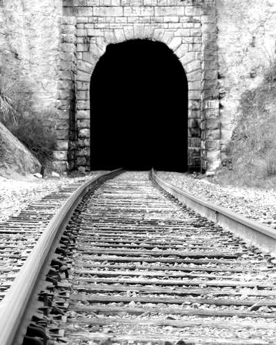 Train Tunnel - Loomis, California