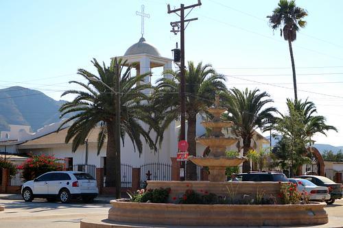 Church in San Vicente, Baja