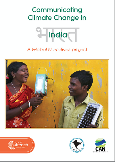 Communicating Climate Change in India