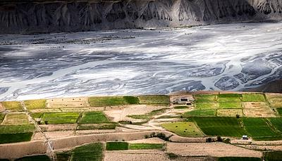 Climate change altering farming in Spiti