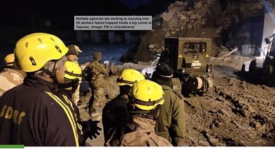 Uttarakhand Floods : A Disaster Foretold