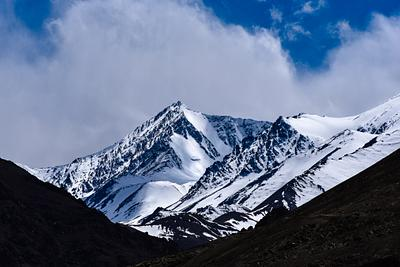 Climate change and the Himalayas.