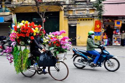 Hanging Out in Hanoi, Vietnam