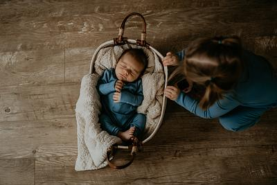 Newborn Lifestyle  |  Kesheshian