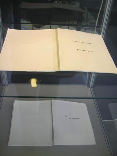 Dead Grass (exhibition view)