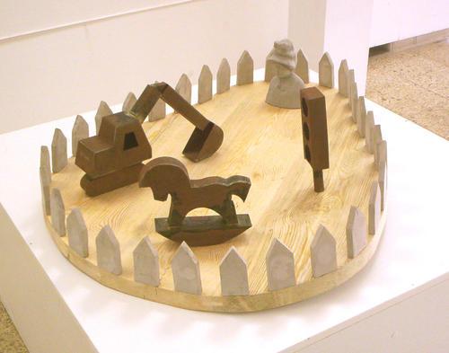 The Garden - sculpture