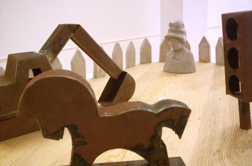 The Garden - sculpture (detail)