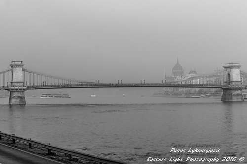 Photos of Budapest during Christmas