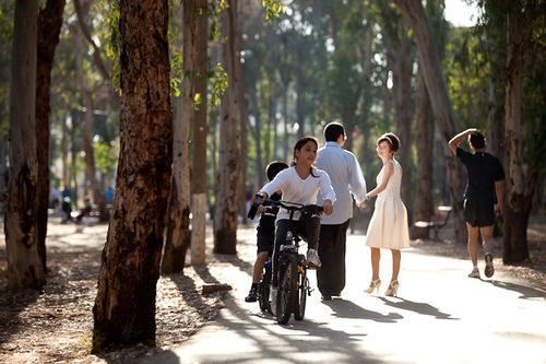 The Tel-Aviv wedding