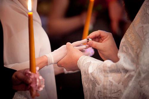Jerusalem - Cristian Orthodox ceremony