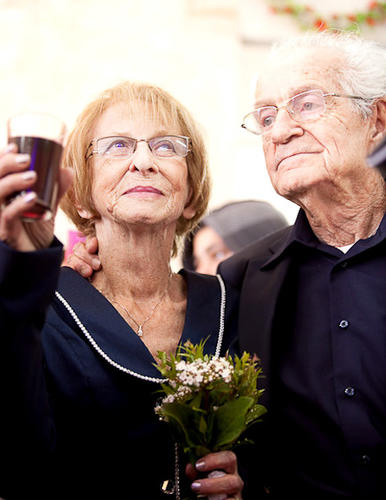 Wedding when you 84