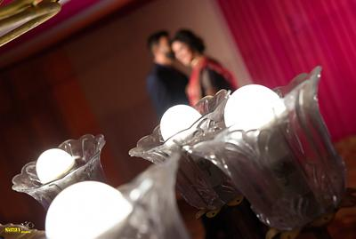 Abha weds Mrinal