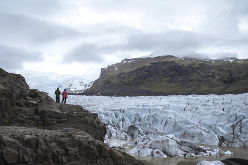 SVINAFELLSJOKULL | ICELAND