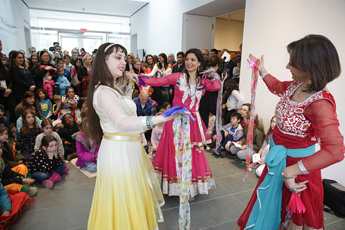 Nowruz Event at Katonah Museum of Art