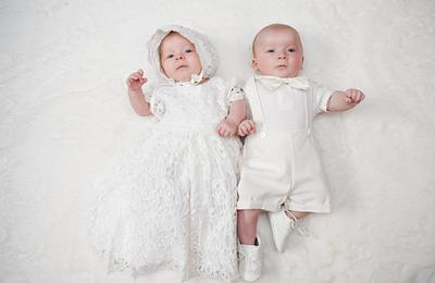 The Twins Baptism