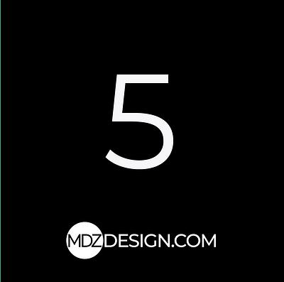 5 STEPS....