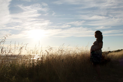 Maternity Beach & Woodland Location Sessions with Kate Jades Photography in Wirral, Liverpool & Cheshire!