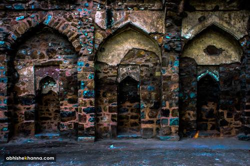 Ruins of Delhi