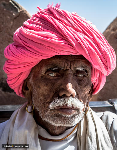 The Stare, Kumbhalgarh