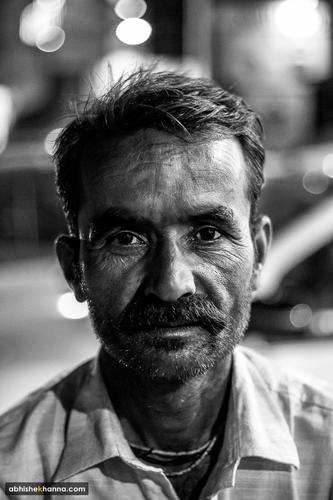 Faces of Vrindavan