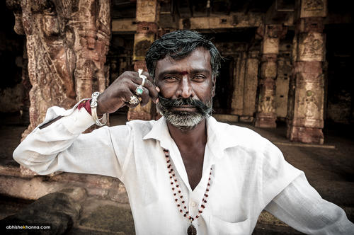 Portraits of Hampi