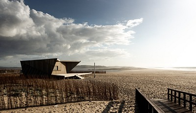 Santo André Beach Lounge