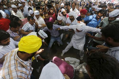 INDIA-FARMERS/