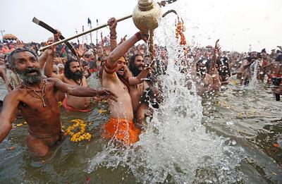 INDIA-RELIGION/KUMBH