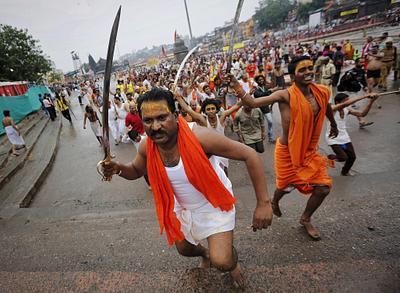 INDIA-RELIGION/