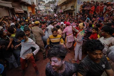 FESTIVAL-HOLI/INDIA