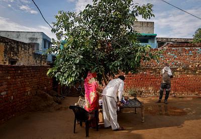 HEALTH-CORONAVIRUS/INDIA-VILLAGE