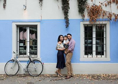10 years as Mrs & Mr Kumar