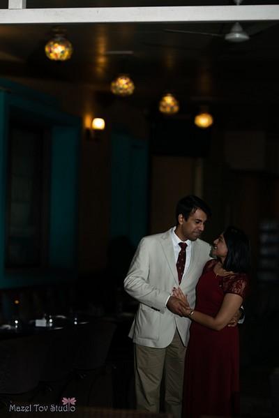 Merlyn & Anant | Pune
