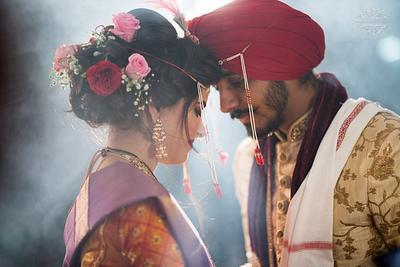Aditi & Amrit | Solapur