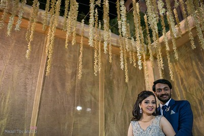Mitali & Ramanuj | Reception | Pune