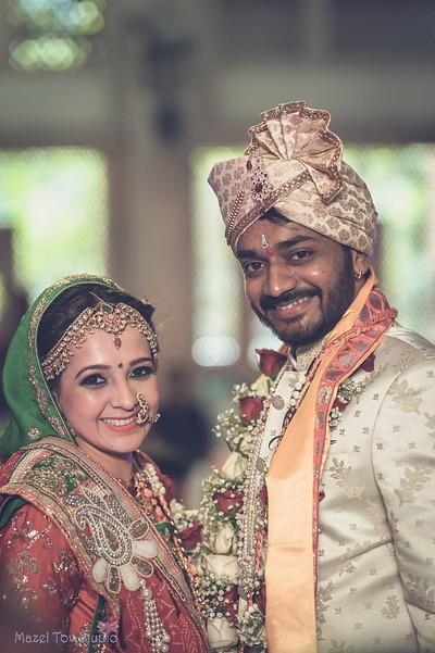 Mitali & Ramanuj | Wedding & Vidaai | Pune