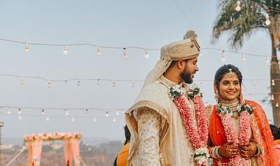 Darshit & Shriti, A Wedding at Duke's retreat, Lonavala