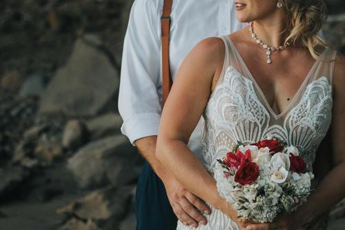 Merryssa & Nate, Wedding in Dreams Las Mareas, Costa Rica