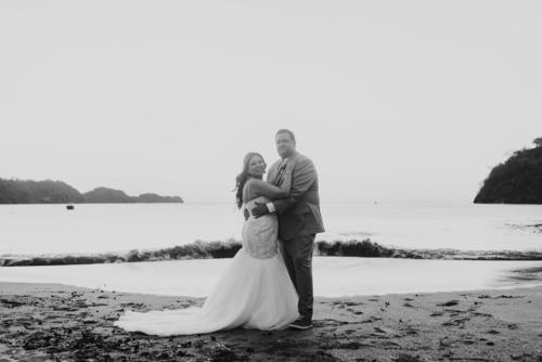 Lisa & Keith, Wedding Dreams Las Mareas, Costa Rica