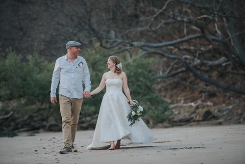Kayla & Brendan. Wedding Dreams las Mareas Costa Rica