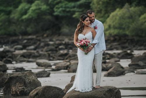 Nathalie & Jason, Wedding Dreams Las Mareas, Costa Rica