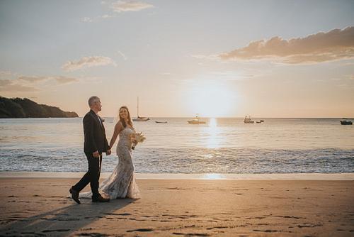 Sabra & BJ, Wedding Dreams Las Mareas, Costa Rica
