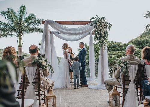 Shivonne & Shawne, Destination Wedding Costa Rica