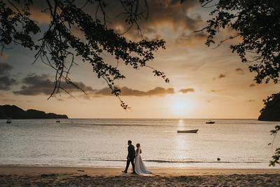 Sheila & Javier, Dreams Las Mareas Destination Wedding Costa Rica