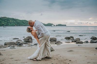 Rebecca & Brian, Destination Wedding Costa Rica